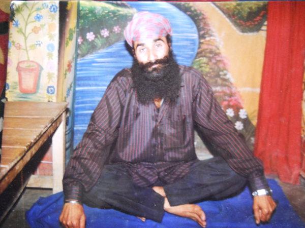 Photo of Rashpal Singh, victim of extrajudicial execution on June 25, 1992, in Kalanaur, by Punjab Police