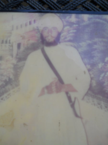 Photo of Sucha Singh, victim of extrajudicial execution on April 09, 1991, in Nurpur Bedi, by Punjab Police