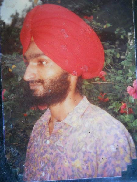 Photo of Sarvan Singh, victim of extrajudicial execution between January 1, 1992 and May 30,  1993, in Batala, by Punjab Police