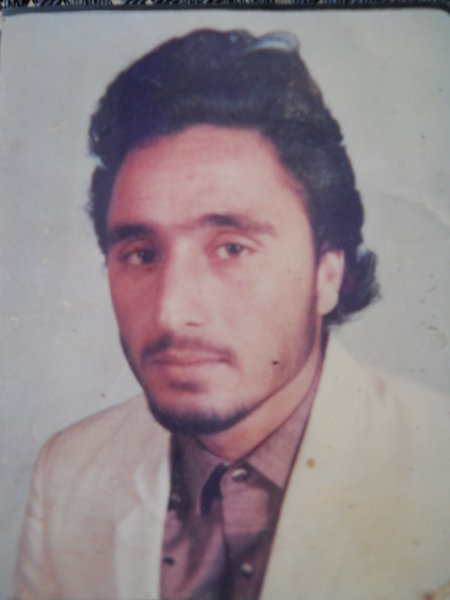 Photo of Nishan Singh, victim of extrajudicial execution on November 10, 1992, in Dhariwal, by Punjab Police