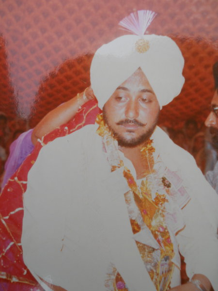 Photo of Dalbir Singh,  disappeared on July 4, 1987, in Qadian,  by Border Security Force