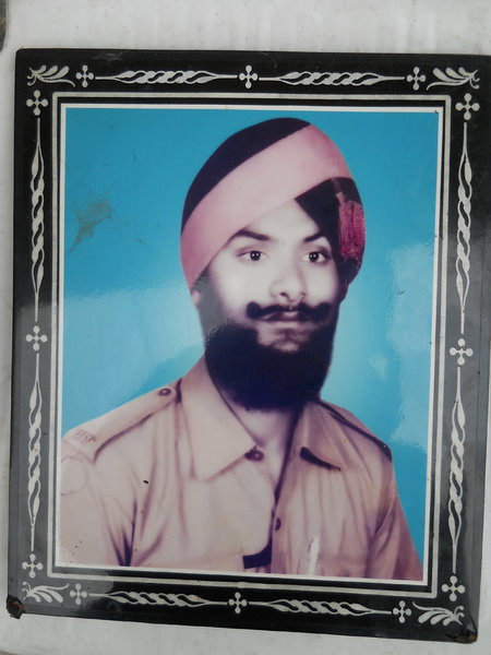 Photo of Mukhtiar Singh,  disappeared on August 30, 1992, in Jalandhar,  by Criminal Investigation Agency
