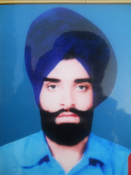 Photo of Makhan Singh,  disappeared between March 1, 1993 and April 12,  1993, in Firozpur,  by Punjab Police