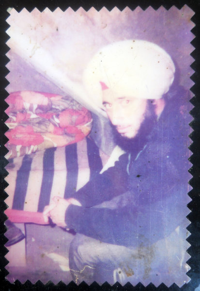 Photo of Inderjit Singh, victim of extrajudicial execution on February 15, 1987Punjab Police