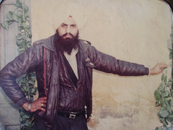 Photo of Balbir Singh, victim of extrajudicial execution on August 06, 1991, in Batala,  by Punjab Police; Border Security Force, in Batala, by Punjab Police
