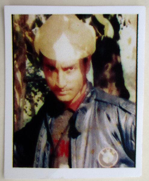 Photo of Hardyal Singh, victim of extrajudicial execution on September 26, 1991, in Sri Hargobindpur, Udhanwal, by Punjab Police; Central Reserve Police Force