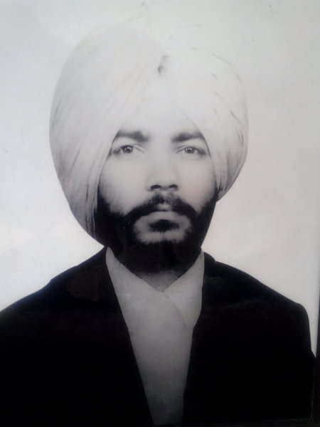 Photo of Mukhminder Singh Sandhu,  disappeared on August 30, 1988, in Jalandhar,  by Punjab Police