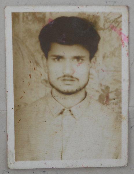 Photo of Ravinder Kumar, victim of extrajudicial execution between May 22, 1992 and May 23,  1992, in Rupnagar CIA Staff,  by Criminal Investigation Agency, in Rupnagar, by Criminal Investigation Agency