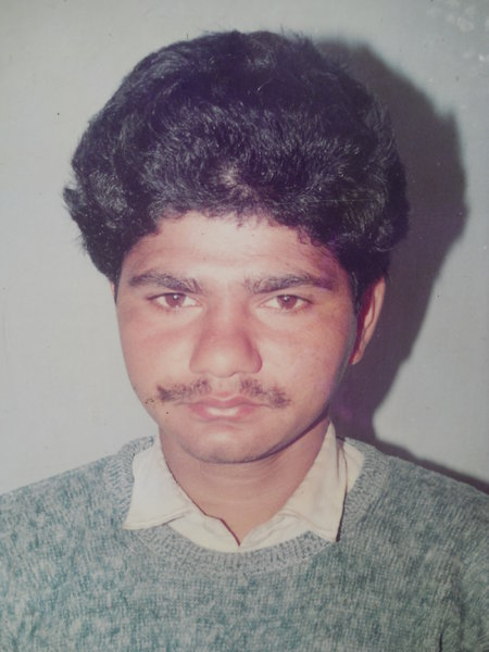 Photo of Tarsem Singh, victim of extrajudicial execution on November 26, 1992, in Dasua,  by Central Reserve Police Force, in Dasua, by Central Reserve Police Force