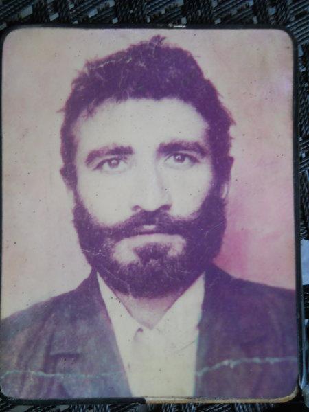 Photo of Sarabjit Singh, victim of extrajudicial execution on May 30, 1991, in Jalandhar, Dasua, by Punjab Police
