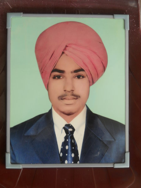 Photo of Jaswinder Singh,  disappeared, date unknown, in Nawanshahr,  by Punjab Police