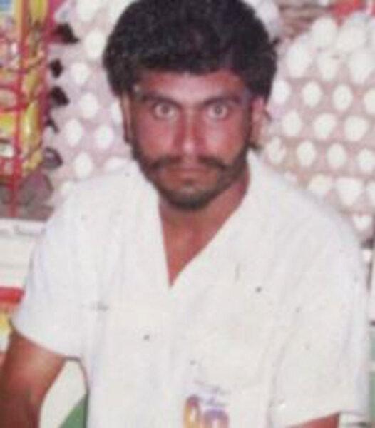 Photo of Bahadur Singh, victim of extrajudicial execution between April 1, 1991 and May 30,  1991, in Banga, by Punjab Police