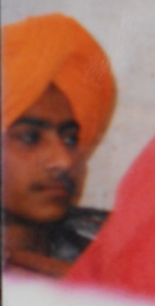 Photo of Bijay Bahader Singh, victim of extrajudicial execution between June 1, 1991 and June 30,  1991, in Adampur, by Punjab Police