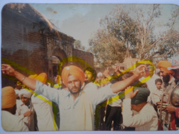 Photo of Satnam Singh,  disappeared between July 1, 1990 and July 31,  1990 by Punjab Police