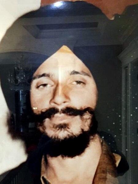 Photo of Kamaljeet Singh, victim of extrajudicial execution between April 1, 1989 and April 30,  1989, in Jalandhar, by Punjab Police