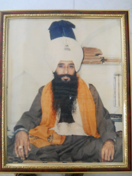 Photo of Santokh Singh, victim of extrajudicial execution between April 1, 1987 and April 30,  1987, in Nurmahal, by Punjab Police