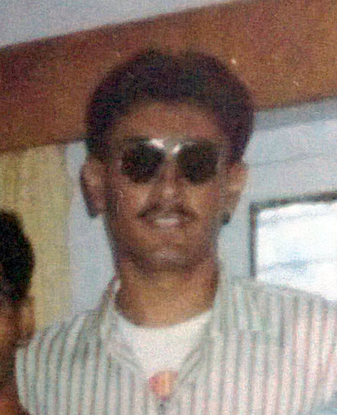 Photo of Satinderpal Singh,  disappeared on November 27, 1993