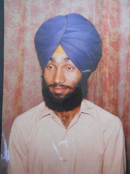 Photo of Sarwan Singh,  disappeared on July 03, 1993, in Dhilwan,  by Punjab Police
