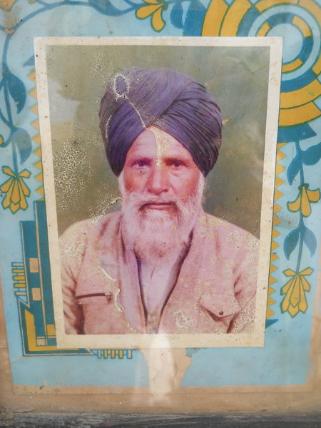 Photo of Pargat Singh,  disappeared on August 13, 1993, in Adampur,  by Punjab Police
