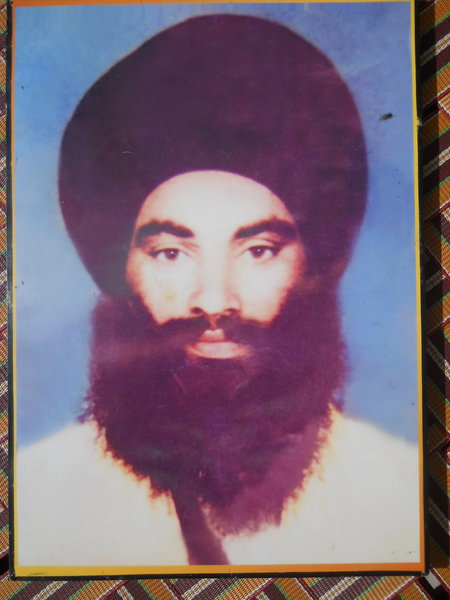 Photo of Avtar Singh, victim of extrajudicial execution on May 26, 1988, in Kapurthala,  by Punjab Police; Central Reserve Police Force, in Kapurthala, by Punjab Police