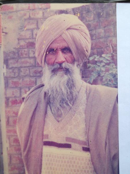 Photo of Gurbachan Singh, victim of extrajudicial execution between January 1, 1992 and December 31,  1992, in Jalandhar, Kartarpur, Kapurthala,  by Punjab Police; Criminal Investigation Agency, in Jalandhar, Kartarpur, Kapurthala, by Punjab Police; Criminal Investigation Agency