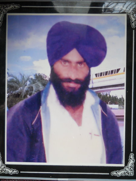 Photo of Lakhvir Singh,  disappeared on September 6, 1988, in Jalandhar,  by Criminal Investigation Agency