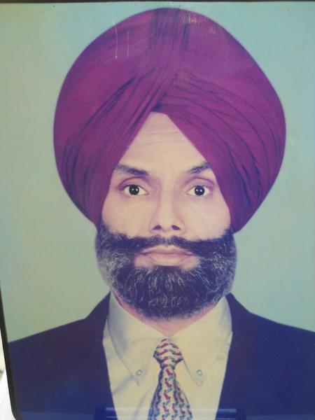 Photo of Jaspal Singh, victim of extrajudicial execution on March 05, 1993Punjab Police