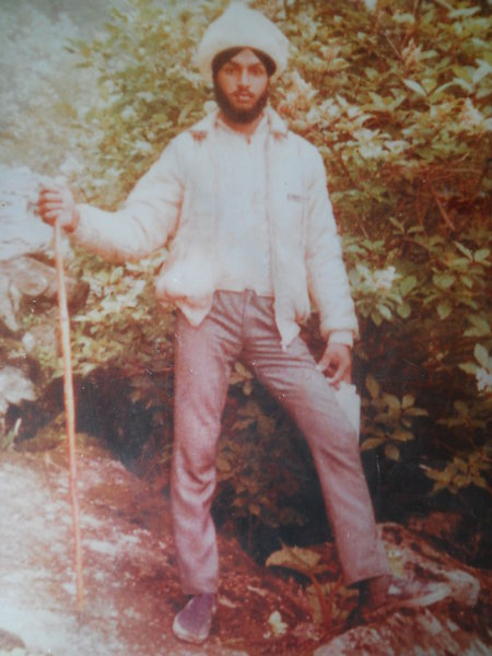 Photo of Prithipal Singh, victim of extrajudicial execution on January 01, 1991, in Kapurthala, by Punjab Police