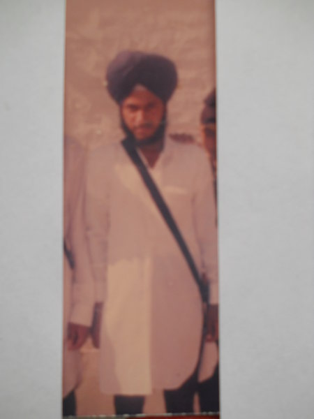 Photo of Mahinder Singh, victim of extrajudicial execution on June 14, 1993 by Unknown type of security forcesPunjab Police