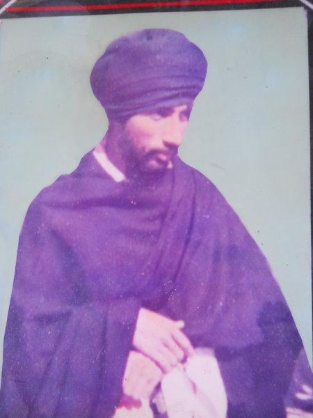 Photo of Anoop Singh, victim of extrajudicial execution on September 13, 1989, in Kapurthala, Kalasanghian, by Punjab Police