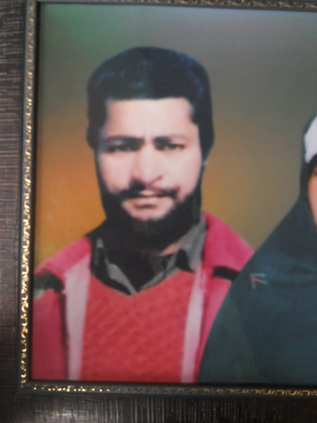 Photo of Satpal Singh, victim of extrajudicial execution between August 1, 1991 and August 31,  1992, in Bhulath, by Punjab Police