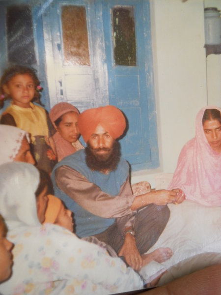 Photo of Balkar Singh,  disappeared between September 15, 1992 and October 15,  1992, in Kapurthala CIA Staff, Faridkot,  by Punjab Police; Criminal Investigation Agency