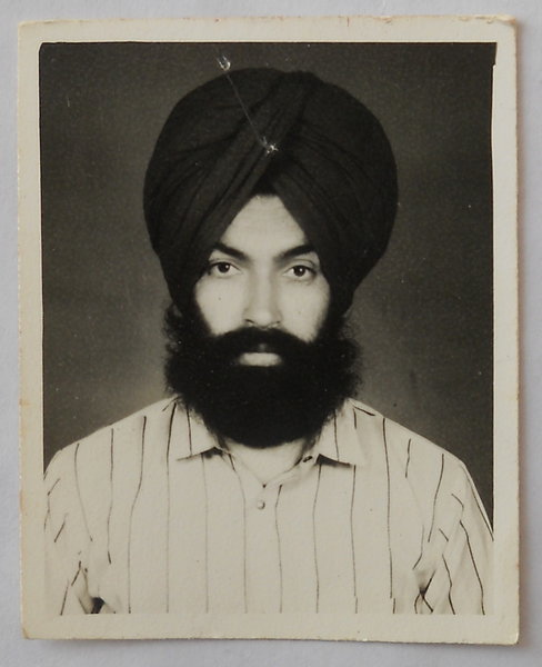 Photo of Jeet Singh,  disappeared on August 23, 1991 by Punjab Police