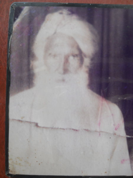 Photo of Darbara Singh, victim of extrajudicial execution on July 09, 1990, in Kapurthala, by Punjab Police; Border Security Force