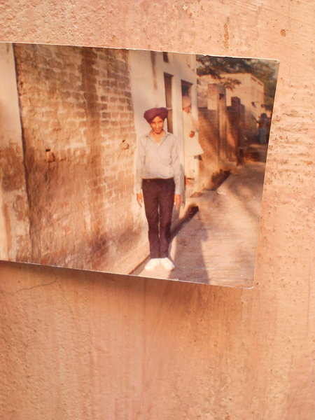 Photo of Malkit Singh, victim of extrajudicial execution on January 11, 1989, in Payal, Ludhiana, by Punjab Police