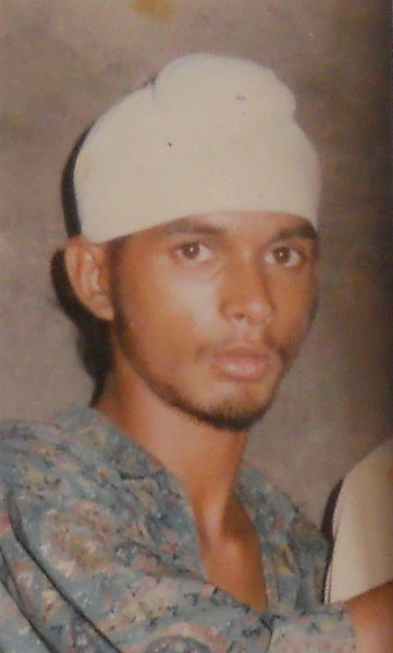 Photo of Amir Singh,  disappeared between April 13, 1993 and May 13,  1993, in Begowal,  by Punjab Police