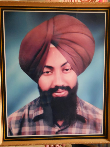 Photo of Varinder Singh,  disappeared between August 9, 1986 and August 10,  1986, in Mullanpur Dakha,  by Punjab Police