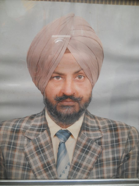 Photo of Rajinder Singh, victim of extrajudicial execution on January 26, 1989, in Payal, Ludhiana CIA Staff,  by Punjab Police; Central Reserve Police Force; Criminal Investigation Agency, in Payal, Ludhiana CIA Staff, by Punjab Police; Central Reserve Police Force; Criminal Investigation Agency