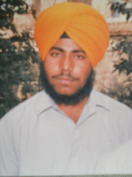 Photo of Gulab Singh,  disappeared between May 1, 1989 and May 31,  1989, in Sahnewal,  by Punjab Police
