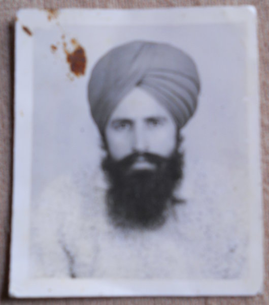 Photo of Nachhatar Singh,  disappeared between August 2, 1993 and August 4,  1993, in Malerkotla CIA Staff,  by Criminal Investigation Agency