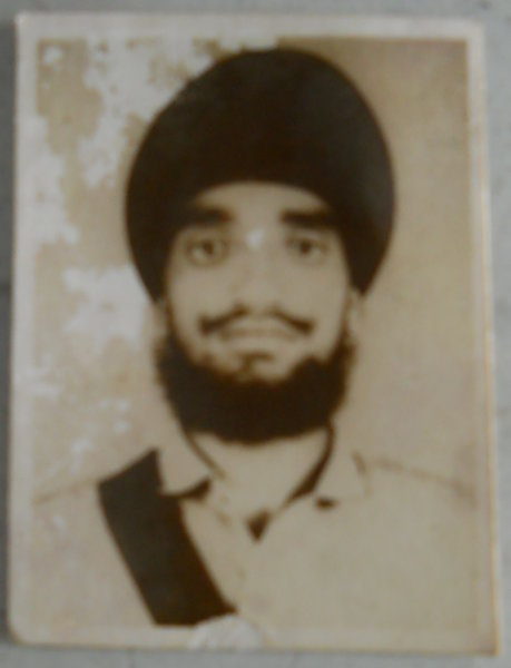 Photo of Jarnail Singh,  disappeared on February 05, 1991, in Ludhiana CIA Staff,  by Criminal Investigation Agency