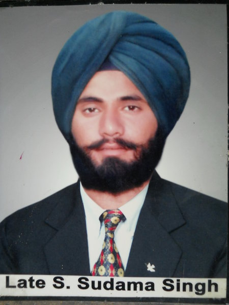 Photo of Sudama Singh, victim of extrajudicial execution on May 2, 1989Punjab Police