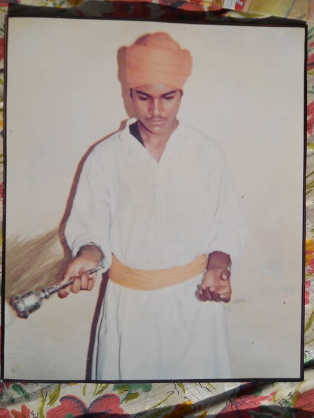Photo of Gurdev Singh, victim of extrajudicial execution between September 27, 1993 and September 28,  1993, in Jagraon CIA Staff,  by Criminal Investigation Agency, in Jagraon CIA Staff, by Criminal Investigation Agency