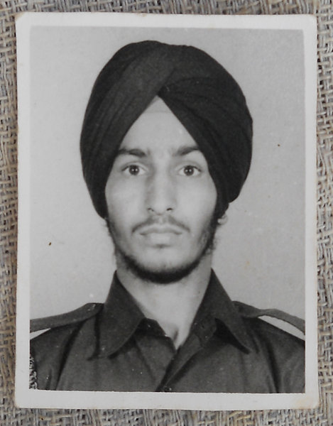 Photo of Charnjeet Singh, victim of extrajudicial execution on March 02, 1993Punjab Police