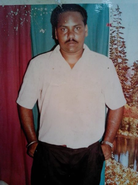 Photo of Jagjit Singh, victim of extrajudicial execution on August 02, 1991, in Mullanpur Dakha, by Punjab Police