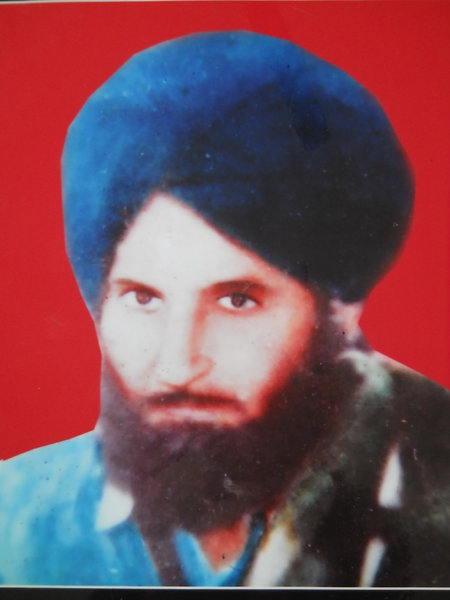 Photo of Gurmeet Singh, victim of extrajudicial execution between December 3, 1987 and December 4,  1987, in Dharamkot, by Punjab Police