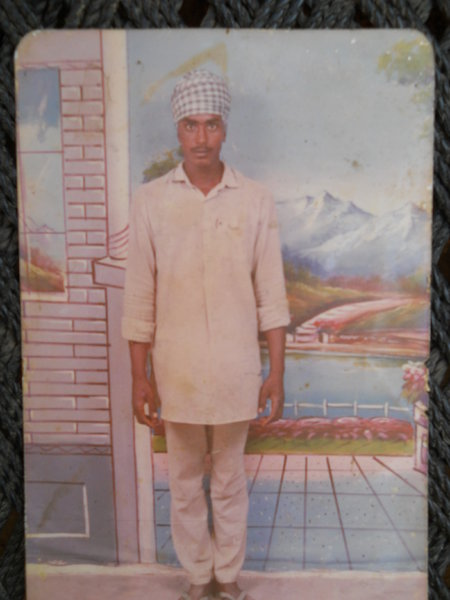Photo of Hardev Singh, victim of extrajudicial execution on December 03, 1992, in Jagraon CIA Staff,  by Criminal Investigation Agency, in Jagraon CIA Staff, by Criminal Investigation Agency