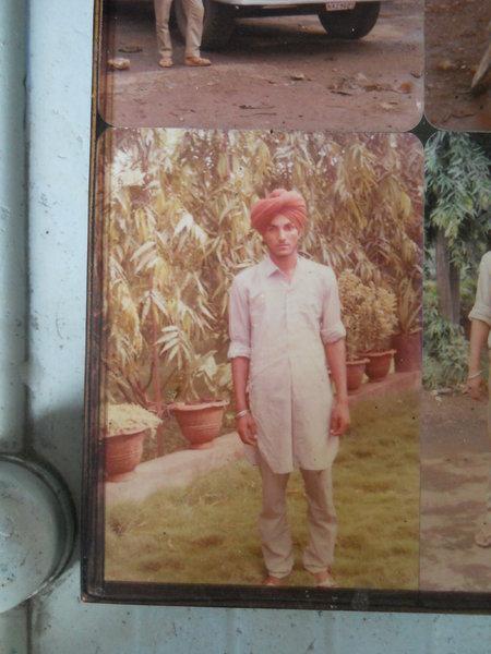 Photo of Balbir Singh, victim of extrajudicial execution between June 1, 1993 and June 30,  1993, in Mullanpur Dakha, by Punjab Police