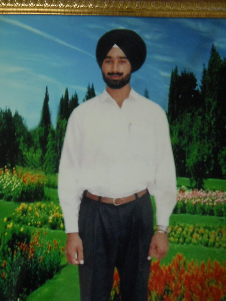 Photo of Karam Singh,  disappeared on December 21, 1992, in Patiala,  by Punjab Police