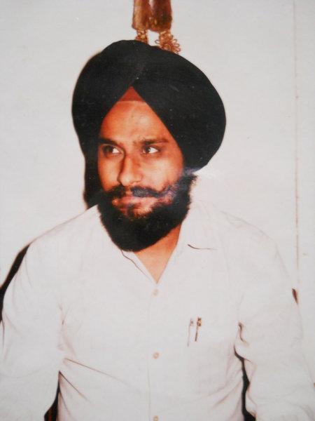 Photo of Rattan Singh, victim of extrajudicial execution on June 20, 1985